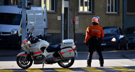 Man bites motorist in Zurich road rage incident