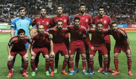 Fake Spanish football kits seized in France