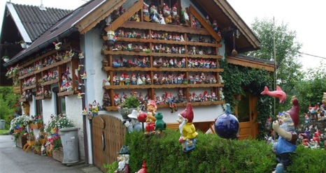 Austria may have world's biggest gnome collection