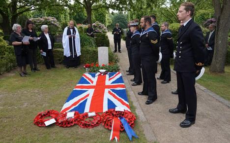 British Battle of Jutland victim honoured 100 years later