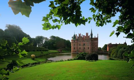 New Danish festival: Music, art and talks in castle setting