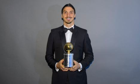 Zlatan: from troublemaker to Swedish role model