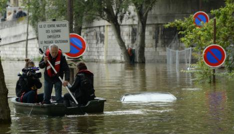 Four killed in worst Seine floods in decades: French PM
