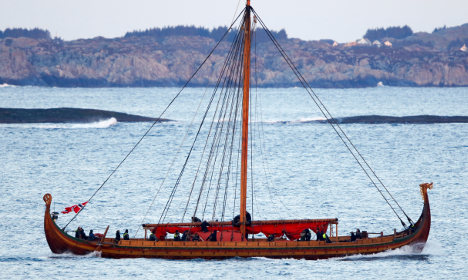 Ahoy! The Vikings are back in North America