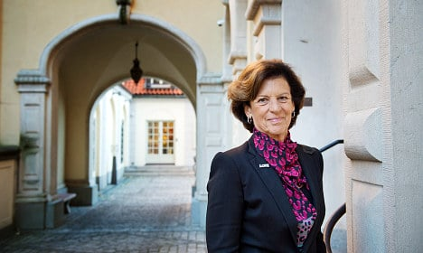 Top Swedish businesswomen slam boardroom quota plan