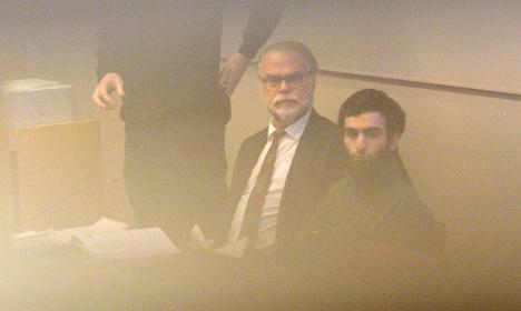 Teaching student jailed over Sweden terror plot