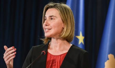 Mogherini ranked among world's most powerful women