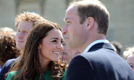 British royals in France to mark Somme centenary