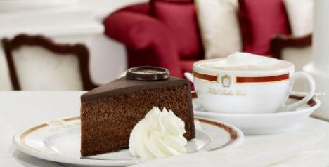 Five unwritten rules about cake in Austria