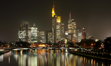 Doubts hang over Frankfurt's prospects after Brexit