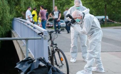 Cyclist gunned down in Hamburg in broad daylight