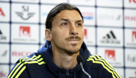 Zlatan to strike deal with Manchester United: Sky