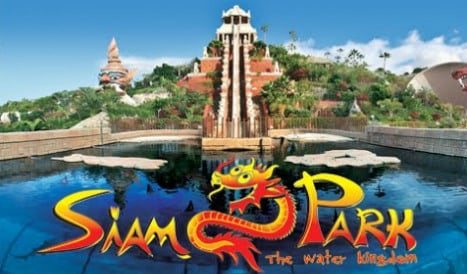 Splash! Spanish waterpark crowned best in the world