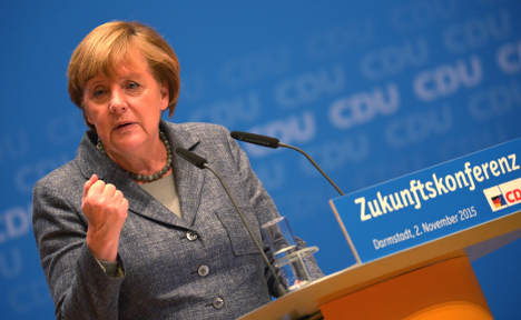 Surprise, surprise: Angie still world's most powerful Frau