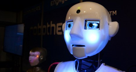 Swiss lawyer warns of deadly threat from robots