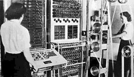 Hitler's coding machine finally meets its British nemesis