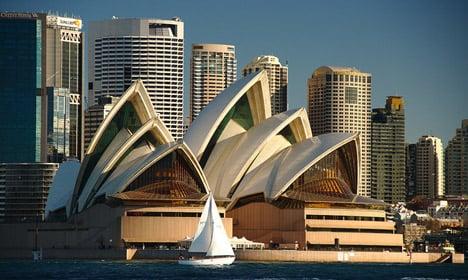 Danish architect's Sydney Opera House drama to be film