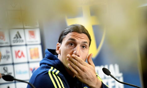 Ikea and pilsner… an offer Zlatan can't refuse?