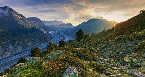 Switzerland's breathtaking Unesco World Heritage sites