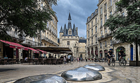 Euro 2016 city guide to Bordeaux
