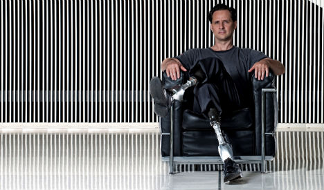 Why this bionic limb pioneer doesn't believe in disability