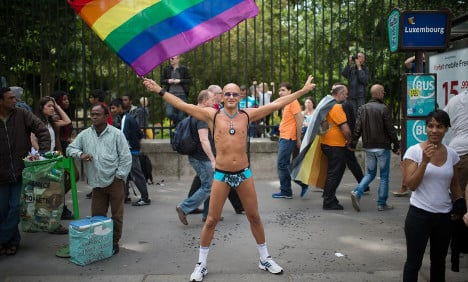 'Giving in to fear': Anger as Paris gay pride cut back