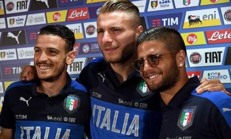 Italy ready for German 'Everest': Florenzi