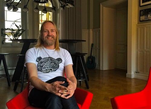 The man behind Sweden's biggest music festival