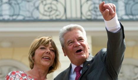 German president's partner warned him off new term: Bild