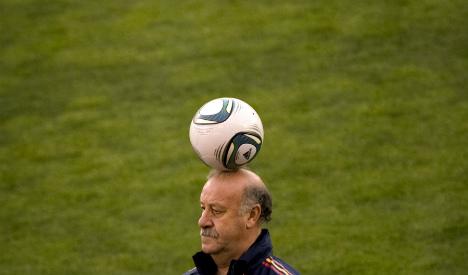 Del Bosque quits as Spain coach after poor Euro 2016