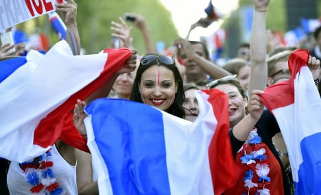 With two games to go, Euro 2016 finally begins for France