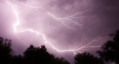 Violent storms hit Switzerland as planet heats up (again)