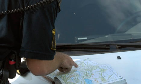 Map bungle sends Swedish police 200km from break-in
