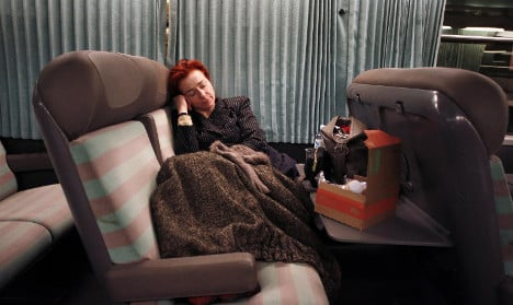 Half of France's night trains to see the end of the line
