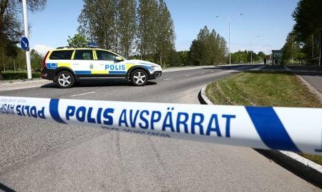 Swedish police shoot man dead in Stockholm