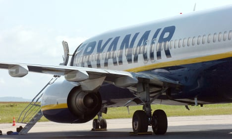 Ryanair tweet calls French team 'cheating b**tards'