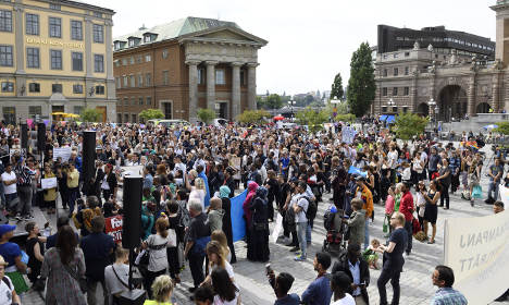 Sweden's tough new residency laws begin