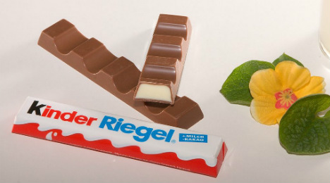 Tests find 'possible carcinogen' in Kinder sweets