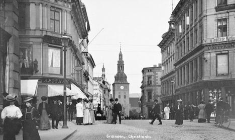 Take a virtual journey through Oslo's past