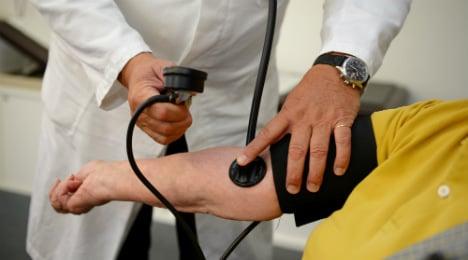 Small town Germany desperately seeking doctors