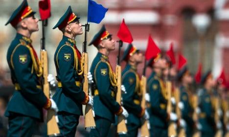 Russia slams Swedish military 'propaganda'