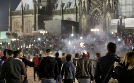 Woman accused of false rape allegation at Cologne NYE