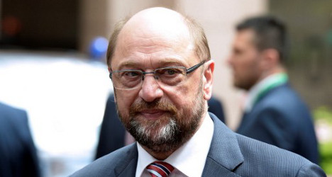 Schulz: 'Switzerland is important to the EU'