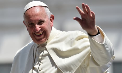 Pope Francis visits Poland amid security concerns