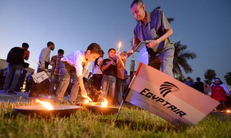 Egyptair crash investigators get access to voice box