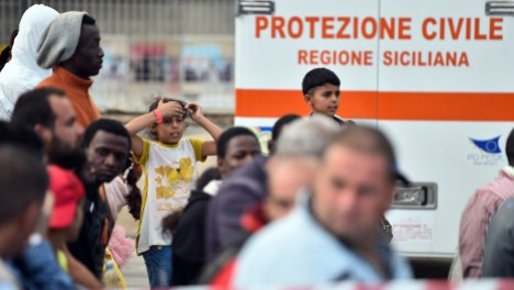 Only a quarter of Italian towns host refugees: study