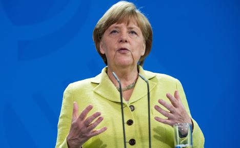 Merkel deplores 'night of horror' in Munich