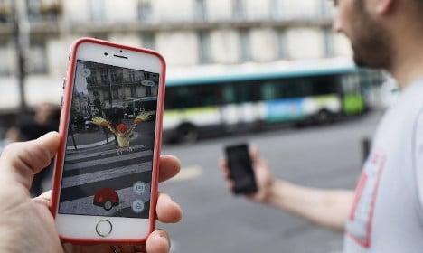 French teens storm police barracks in hunt for Pokemon