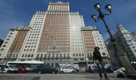 Chinese magnate sells Madrid landmark after feud with city