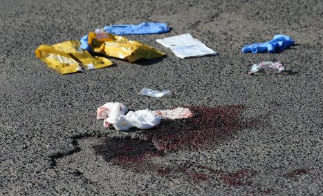 Hong Kong family reveals terror of Bavaria train attack